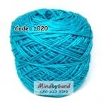 ไหมเบบี้ซิลค์ (ฺBaby Silk) รหัสสี 020 สีฟ้า