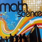 หนังสือกวดวิชา Math Science อังกฤษม.3
