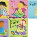 PBP-254 หนังสือ ชุด Small Senses