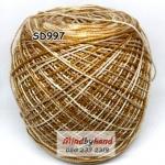 สหสินเส้นอ้วน สีเหลือบ SD997