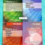 ►The Brain◄ PHY 268A Set ฟิสิกส์ ม.ต้น 4 เล่ม จดครบเกือบทั้งเล่มทั้ง 4 เล่ม บางหน้ามีเว้นว่างไม่ได้จดบ้าง จดละเอียด มี The Brain's Trick เทคนิคลัดต่างๆ ด้านหลังมีแนวข้อสอบ,โจทย์ Assignment มีเฉลยละเอียดและวิธีทำละเอียด