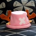หมวกช๊อปเปอร์ One Piece สีชมพู