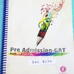 ►ครูพี่แนน Enconcept◄ ENG 8232 หนังสือกวดวิชาภาษาอังกฤษ คอร์ส Pre-Admission GAT เล่มหนังสือเรียน จดครบเกือบทั้งเล่ม จดละเอียด มีเทคนิคลัดของครูพี่แนนเยอะมาก มีสรุป Tips & Tricks สั้นๆทำให้จำง่าย มีสรุปการใช้ Tense และแกรมม่าต่างๆ และมีเน้นจุดที่มักชอบออกส
