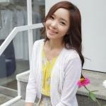 """""""พร้อมส่ง""""เสื้อผ้าแฟชั่นสไตล์เกาหลีราคาถูก Brand Cherry KOKO เสื้อคลุมสั้น แขน4ส่วน กระดุมหน้า -สีขาว"""