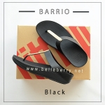 FitFlop : BARRIO : Black : Size US 8 / EU 39