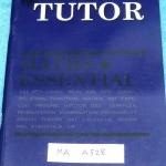 ►พี่ตุ้ยเดอะติวเตอร์◄ MA A528 The Tutor หนังสือสรุปสูตรคณิตศาสตร์ ม.ปลาย Maths Essential มีสรุป Trick เทคนิคลัด และข้อควรรู้ที่น่าสนใจมากมาย เนื้อหาตีพิมพ์สมบูรณ์ทั้งเล่ม หนังสือใหม่เอี่ยม หนังสือมีขนาด 18*26*0.6 ซม.