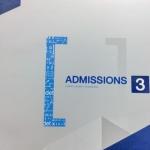 หนังสือกวดวิชาคณิตศาสตร์ เอเลเวล Admissions 3 พร้อมเฉลย
