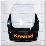 บังไมล์ KR150 เกรด A สีใส/ดำ