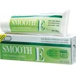 SMOOTH E CREAM 100 g. ช่วยฟื้นฟูและยืดอายุผิว โจโจบาออยล์ธรรมชาติ บำรุงผิวให้เนียนนุ่ม ลดรอยแผลเป็น และจุดด่างคำที่เกิดจากสิว