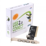 Card PCI TO USB 2.0