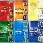 ►อ.บิ๊ก◄ BIG A722 หนังสือเรียนพิเศษ อ.บิ๊ก เซ็ท 6 เล่ม SCI 1-6 วิทยาศาสตร์ ม.ต้น เนื้อหาคลอบคลุมทุกวิชาทั้งฟิสิกส์ เคมี ชีวะ วิทย์กาย โลก ดาราศาสตร์ ระดับชั้น ม.1-2-3 จดครบเกือบทั้งเล่มทั้งเซ็ท จดละเอียดมาก ตั้งใจเรียน มีวาดรูปประกอบเนื้อหาเพิ่มเติมหลายหน