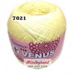 ด้ายถัก Summer Venus No.20 รหัสสี 7021