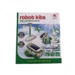 PS-3067 ชุดหุ่นยนต์พลังงานแสงอาทิตย์ robot kits 6 in 1