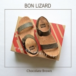 * NEW * FitFlop BON LIZARD : Chocolate Brown : Size US 7 / EU 38