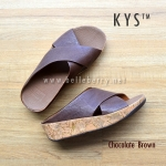 ** NEW ** FitFlop : : K Y S : : Chocolate Brown : Size US 7 / EU 38
