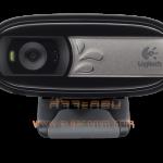 Webcam Logitech (LG-C170) Black