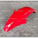 บังโคลนหน้า BEAT-R สีแดง
