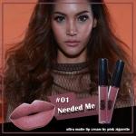 Pink Zigarette Ultra Matte lip cream #01 Needed Me