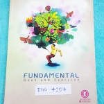 ►ครูพี่แนน Enconcept◄ ENG 4107 หนังสือเรียนภาษาอังกฤษ Fundamental คอร์สปูพื้นฐานความรู้ภาษาอังกฤษระดับ ม.ปลาย จดครบเกือบทั้งเล่ม ลายมือน้องผู้หญิง จดเรียบร้อยเป็นระเบียบ จดละเอียด ตั้งใจเรียน #มีเทคนิคลัดเยอะมาก #มีแนวข้อสอบทำเกรดในโรงเรียน มีจด Tip