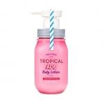 Preorder Etude Tropical Ade Body Lotion #Peach Crush 300ml 트로피컬 에이드 바디 로션 10000won