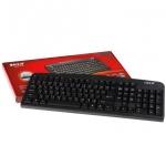 USB Keyboard OKER (KB-377) Black