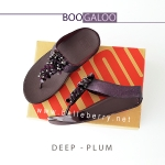 * NEW * FitFlop : BOOGALOO : Deep Plum : Size US 6 / EU 37