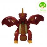 Bakugan Bakumorph NeoDragonoid ลูกแดง