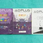 ►Oplus พี่โอ๋โอพลัส◄ DOC 570R คอร์ส Rescue กสพท.ตะลุย PAT 1 เล่ม 1+2 และ Oplus Magic Guess จดละเอียดครบเกือบทั้งเล่ม บางหน้าเว้นว่างไปว่าง ลายมือจดอ่านง่าย มีเทคนิคลัดเยอะมาก มีข้อควรระวัง จุดที่ต้องจำ หลักการต่างๆ รวมทั้ง Keyword สำคัญในการทำโจทย์ เล่ม M