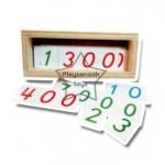 TY-1247 บัตรอ่านตัวเลข เล็ก