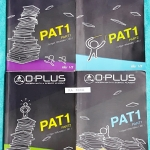 ►พี่โอ๋โอพลัส◄ MA 500A หนังสือกวดวิชาพี่โอ๋โอพลัส คอร์สแพท1 ครบเซ็ท 4 เล่ม มีจดเกินครึ่งเล่มทุกเล่ม จดละเอียด แสดงวิธีทำอย่างละเอียด มีสรุปสูตร โจทย์แบบฝึกหัด #มีสูตรหากิน,O-Plus Tips เทคนิคลัดของพี่โอ๋ ,มีสูตรหลักและกฎต่างๆ #มีเน้นจุดที่ต้องท่องจำ ด้านหล