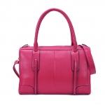 """""""พร้อมส่ง""""กระเป๋าแฟชั่น Maomao กระเป๋าถือ สะพายก็ได้ แบบเรียบๆ ใบใหญ่ จะของได้เยอะ มีสายสะพายให้ค่ะ -สีชมพู"""