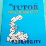 ►The Tutor◄ หนังสือเรียนคณิตศาสตร์ การเรียงสับเปลี่ยน การจัดหมู่ และความน่าจะเป็น มีสรุปสูตรสั้นๆ โจทย์เยอะมาก มีหลักการทำโจทย์ ด้านหลังมีเฉลย หนังสือใหม่เอี่ยม