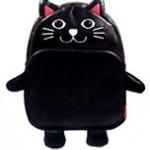 """""""พร้อมส่ง""""กระเป๋าเป้เด็กราคาถูก Brand LINDALINDA เหมาะกับเด็กเล็กในการสะพายไปเที่ยว หรือไปเรียนค่ะ มี2ซิป จุของได้เยอะค่ะ -ลายแมว"""