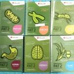 ►ชีววิทยาพี่วิเวียน◄ PAT2 A936 หนังสือกวดวิชาออนดีมานด์ ชีววิทยา พี่วิเวียน คอร์ส PAT 2 แอดมิชชั่น เล่ม 1-6 ครบเซ็ท พร้อมไฟล์เฉลย ทุกเล่มมีจดเนื้อหาที่เรียนในคอร์สเพิ่มเติม จดละเอียดด้วยปากกาสีและดินสอ ,เล่ม 4-5 ใหม่เอี่ยม ไม่มีรอยขีดเขียน แบบฝึกหัดมีทำไป