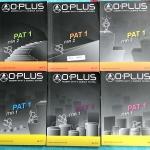 ►พี่โอ๋โอพลัส Oplus◄ MA 902Z คอร์สคณิตศาสตร์ PAT 1 part 1,2 ครบเซ็ท 6 เล่ม พร้อมไฟล์เฉลย ในหนังสือมีจดเกินครึ่งเล่มทุกเล่ม จดละเอียดมากด้วยปากกาสีและดินสอ มีสรุปสูตรเนื้อหาสำคัญและโจทย์ประจำบท อาจารย์มีเน้นสูตรหลัก สูตรเสริม และสูตรหากินที่ต้องท่องจำ เพรา