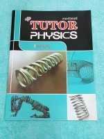 ►The Tutor◄ หนังสือเรียนฟิสิกส์ ม.ปลาย ความยืดหยุ่น มีสรุปเนื้อหาสั้นๆ ก่อนตะลุยทำโจทย์แบบฝึกหัด โจทย์มีหลายระดับ ตั้งแต่ขั้นง่ายๆเบสิก,ปานกลาง จนถึงระดับยาก advanced ด้านหลังมีเฉลย หนังสือใหม่เอี่ยม