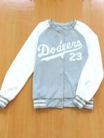 ขายส่ง:เสื้อคลุมแจ็คเก็ตสปอร์ตวอร์มเก๋ๆสไตล์ทรงเบสบอล/อก40