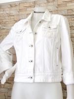 ขายส่ง:เสื้อคลุมแจ็คเก็ตยีนส์แท้แบบเก๋ๆสวยๆ/อก40