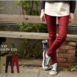 ♡♡Pre Order♡♡ กางเกงสกินนี่ขายาว