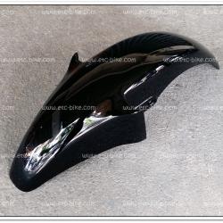 บังโคลนหน้า NOVA-RS สีดำ
