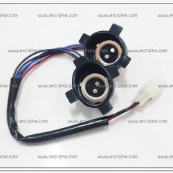 ขั้วไฟหน้า NSR-R, DASH (2ขั้ว) ยางเล็ก