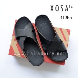 **พร้อมส่ง** FitFlop XOSA : ALL BLACK : Size US 11 / EU 44