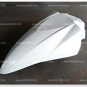 บังโคลนหน้า MIO-NEW สีขาวมุก