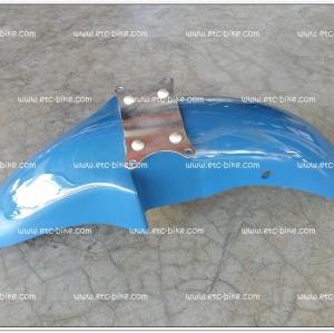 บังโคลนหน้า ZR120 สีน้ำเงินฟ้า