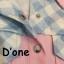 [Only 890] พร้อมส่ง BRAND105 เอาใจคนตามงานสไตล์แบรนด์ดัง แบรนด์ FGM งานป้าย เซ็ดเสื้อเชิ๊ตหรือใส่เป็นเสื้อคลุมกึ่งแจ๊กเก็ตแต่งพุดเดิลกับขาสั้นสีหวาน thumbnail 10