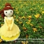 แพทเทิร์นตุ๊กตาถักเจ้าหญิงเบลล์ (Amigurumi Belle Pattern) thumbnail 3