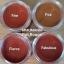 ขนาดจัดชุดเล็ก 4 ชิ้น 300 บาท MMUMANIA mineral makeup : Mini Custom Kit 4 pcs.(mmu 3 ชิ้น, pot rouge 1 ชิ้น) thumbnail 1