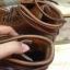 รองเท้าผู้ชาย | รองเท้าแฟชั่นชาย Brown Redwing replica หนัง Oiled Pull Up (หนังวัวแท้) thumbnail 2
