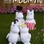 แพทเทิร์นตุ๊กตาถักมูมิน Moomin thumbnail 2