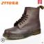 รองเท้าผู้ชาย | รองเท้าแฟชั่นชาย รองเท้าบูทหนัง ทรง Dr.Martens แบรนด์ ZTTO แฟชั่นเกาหลี thumbnail 1